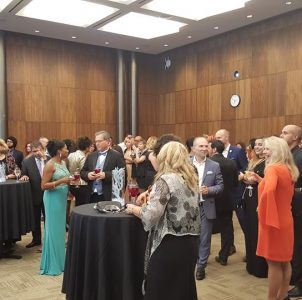 Almas Jiwani Foundation Officially Launched on Parliament Hill